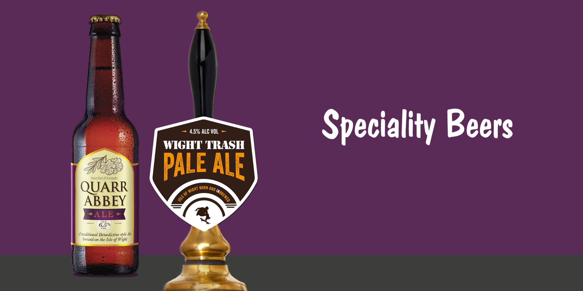 Speciality Beers