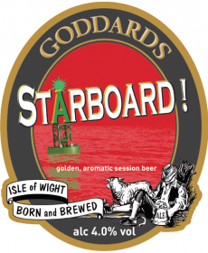 Goddards Starboard!