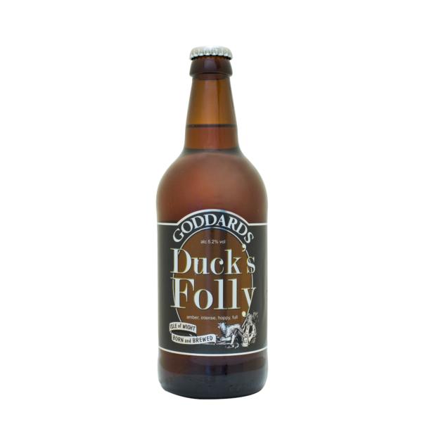 Goddards Brewery Isle of Wight Ducks Folly