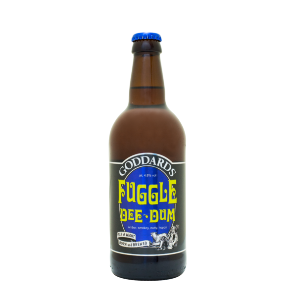 Goddards Brewery Isle of Wight Fuggle-Dee-Dum