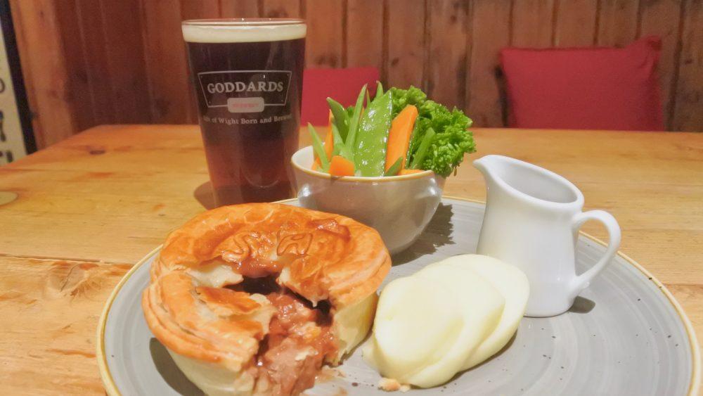 Steak & Ale Pie Goddards