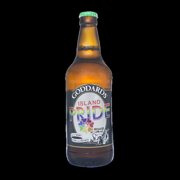 Goddards Brewery - Island Pride