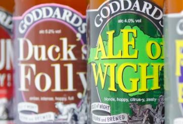 Goddards Classic beers