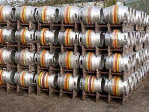 Barrels, Goddards