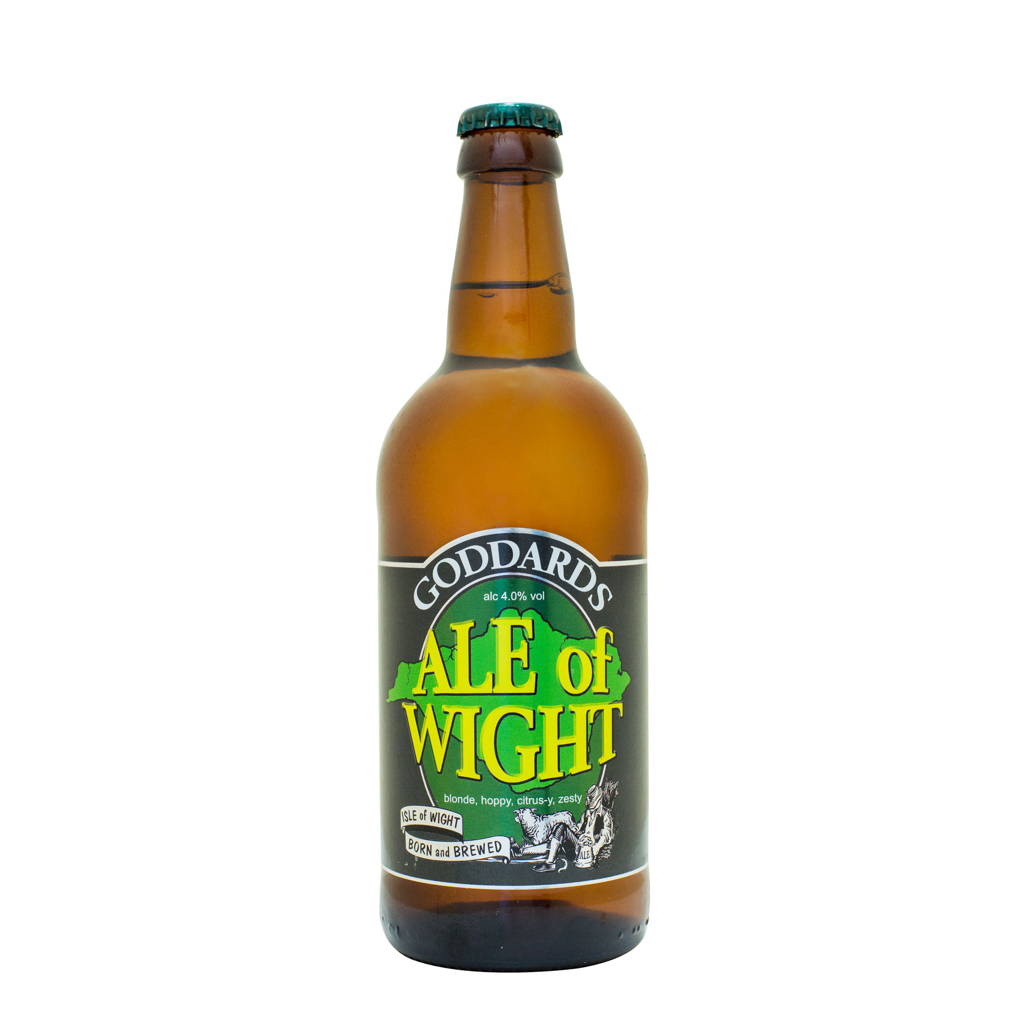 Goddards Brewery - Ale of Wight