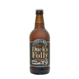 Goddards Brewery Isle of Wight Ducks Folly