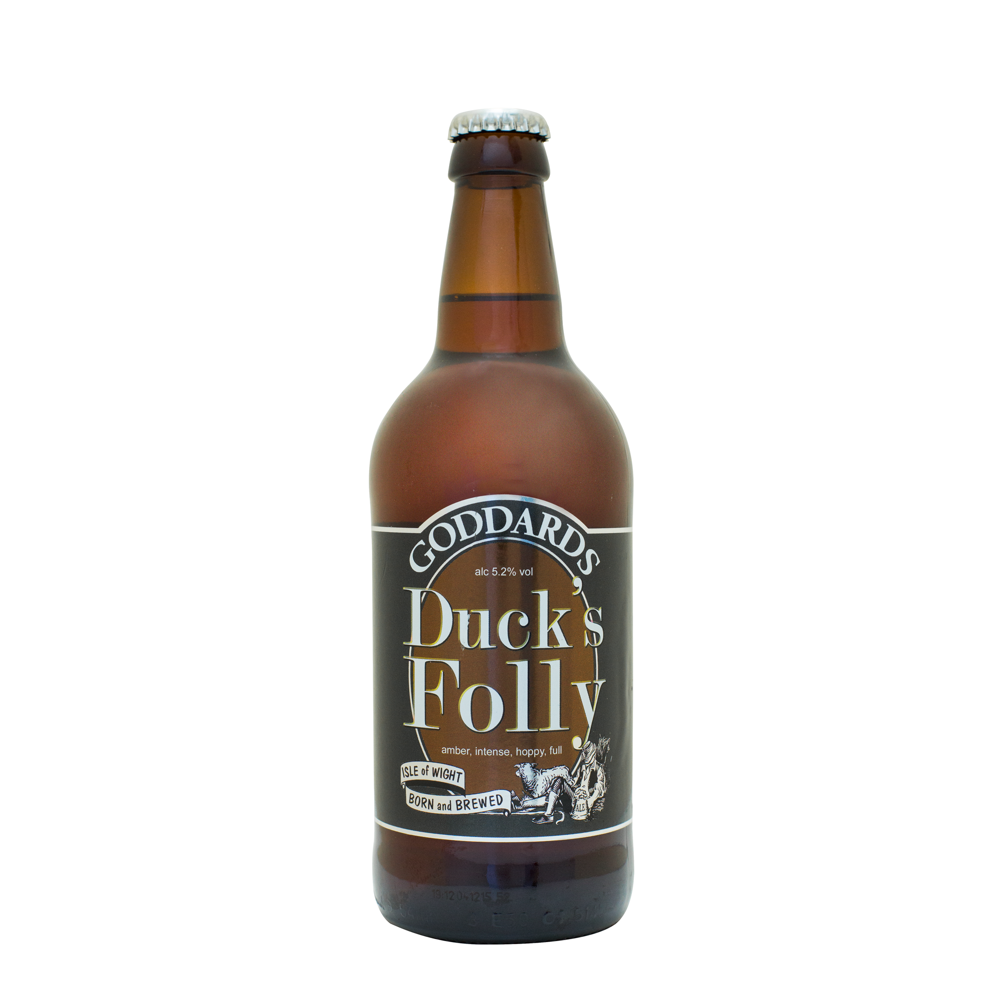 Goddards Brewery - Ducks Folly