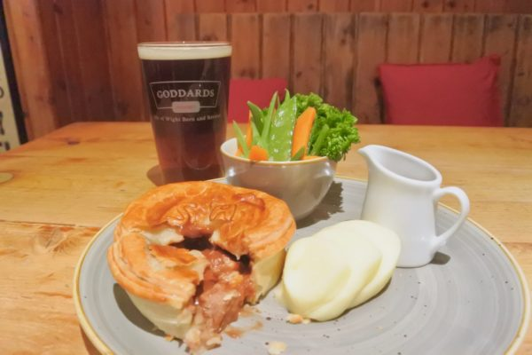 Steak & Ale Pie Goddards
