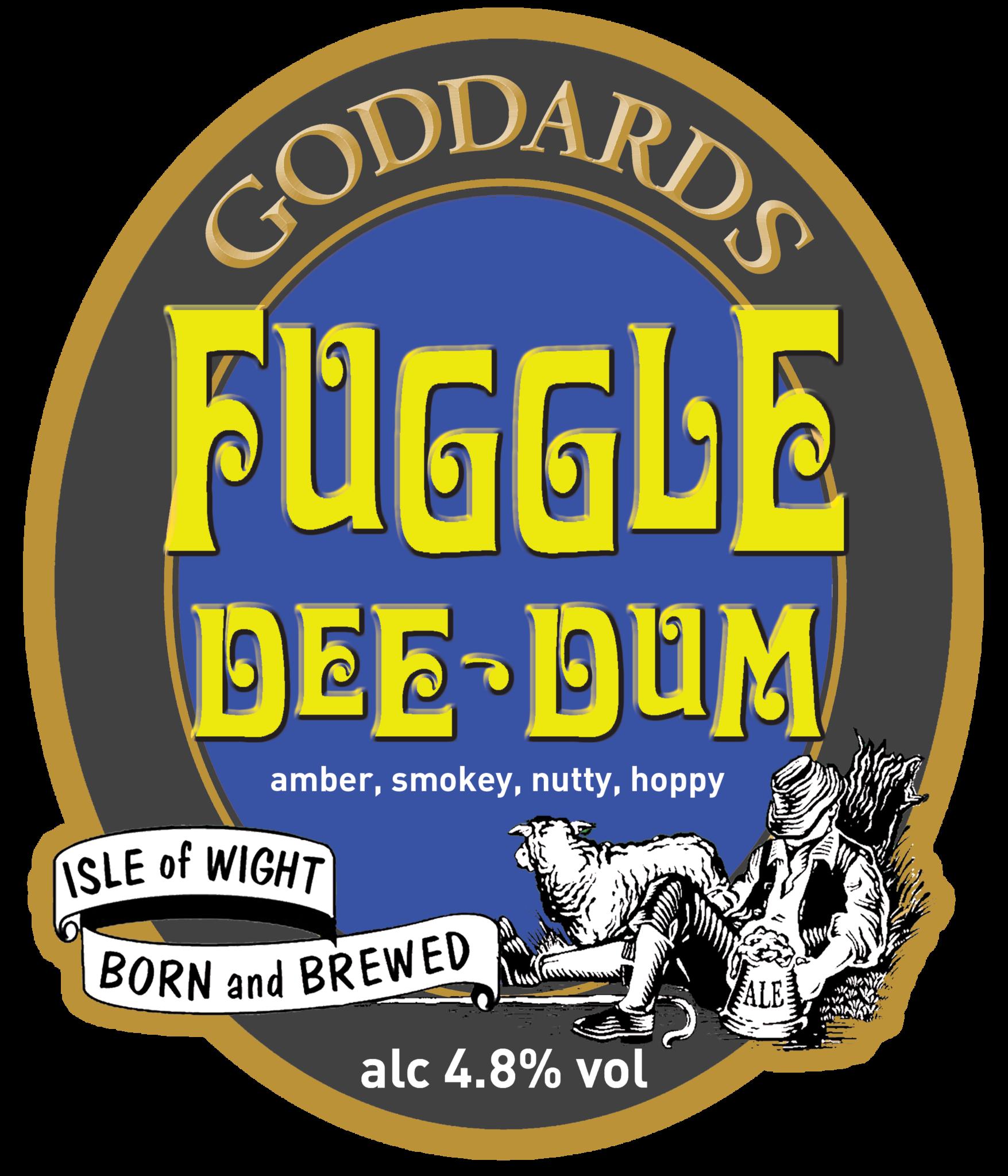 Fuggle Dee-Dum Pump Clip