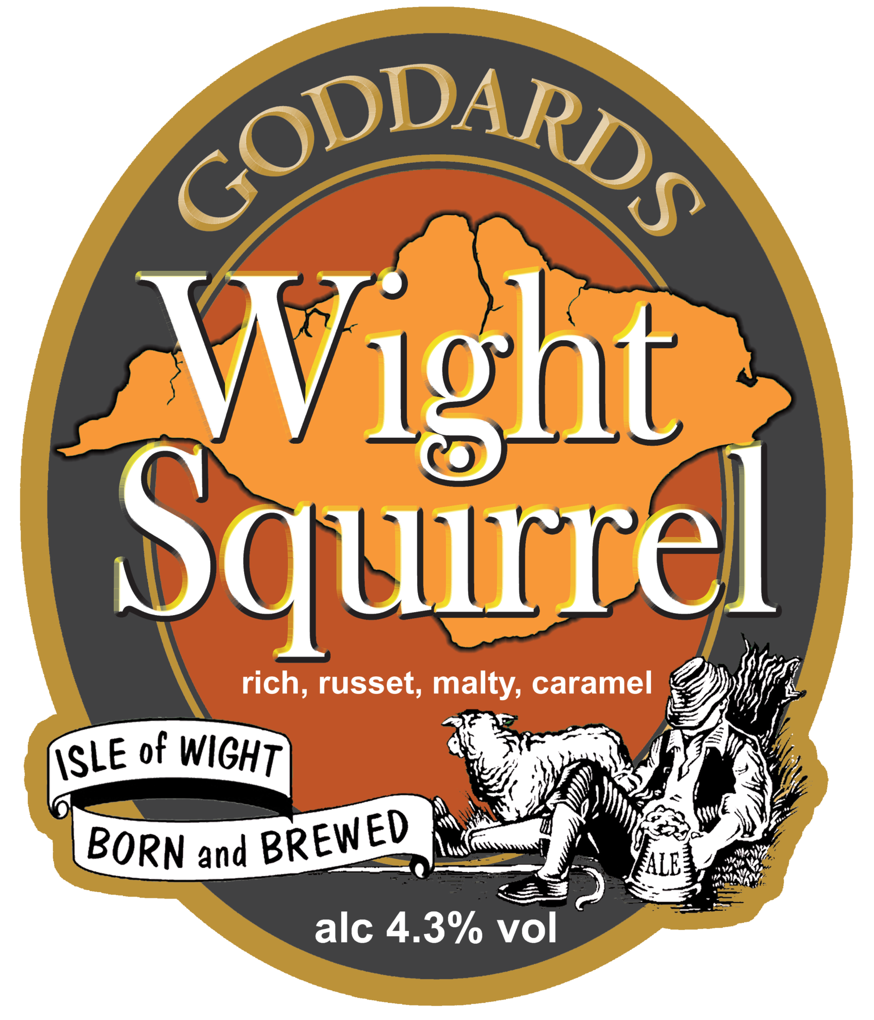 Wight Squirrel Pump Clip