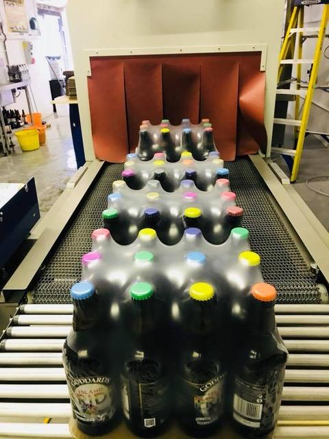 Goddards - Island Pride Bottles
