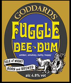 Fuggle Dee-Dum - Pump Clip